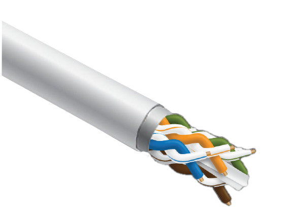 ProBase™ LAN cable CAT6 FTP 23AWG